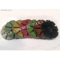 China Color Floor Pad For Concrete Floor on sale