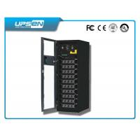 Intelligent Double Conversion IGBT DSP Modular UPS Uninterruptible Power Supply For Servers Manufactures