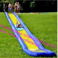 Outdoor  Inflatable Water Slides for sale long water slide for sale Manufactures
