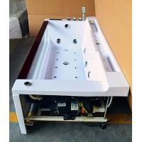 Quality One Person Hydrotherapy Mini Indoor Hot Tub Square With Bluetooth Upgrade for sale