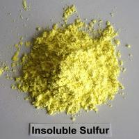 Insoluble Sulphur - rubber vulcanizing agent - rubber chemicals - rubber curing agent Manufactures