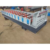 Color Steel Construction IBR Galvanized Steel Roofing Sheets Roll Forming Machinery Manufactures