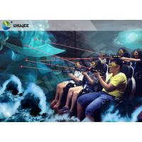 Removable 5D Movie Theater 7D Entertaining Simulator High Definition Manufactures