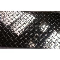 Polished Aluminum Diamond Plate , Coil Metal Tread Plate 1220 x 2440mm Manufactures