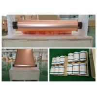 HDThin Copper SheetFor Polyimide Board Min 160 MPa Tensile Strength Manufactures