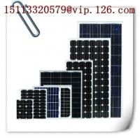 25W-260W Polycrystalline Solar Cell Modules Manufactures