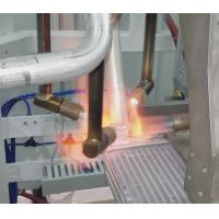 Turntable Flame Automatic Brazing Machine for Copper Parts Production Tact 10s/pc Manufactures