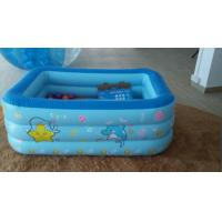 Customize Small Kids PVC Inflatable Family Pool For Leisure Entertainment Manufactures