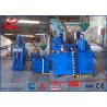 Wanshida Scrap Metal Aluminum Copper Chips sawdust Briquetter Briquetting Press Machine Manufactures