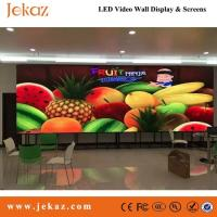 JEKAZ 2017 hot sale high resolution Indoor LED Display  P2.5 wholesale with china factory price on sale Manufactures