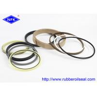 China CATERPILLAR E336D Excavator Boom Cylinder seals kit Polyurethane Material Multi Colors on sale