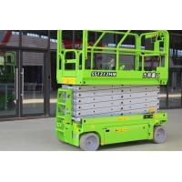 14m self propelled elevated work platform with 320kg capacity for building Manufactures