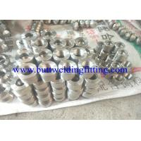 Stainlesss Steel Forged Steel Fittings ,Flangeolet , Weldolet , Reduce Tee , A182 F52 / F53 / F55 ASME B16.11 Manufactures