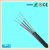 underground telephone cable all types china 4 core indoor flat telephone cable Manufactures
