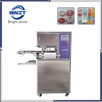 high speed manual HT-980A  soap wrapping packing machine with one convery belt Manufactures