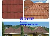 2017 new construction material  Bond Shingle tiles Corrugated Metal Roofing Sheets with installation guide Manufactures