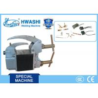 Low Voltage High Precision Mini Spot Welding Machine , Projection Welding Machine For Steel Manufactures