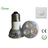 Professional warm white E27 / GU10 3W AC100 - 240V 50mm dimmable LED spotlights Manufactures