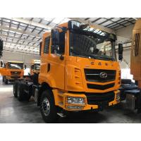 CAMC 10 Wheel Prime Mover Truck , 6 X 4 Tractor Head Truck 40 Ton 375hp Manufactures