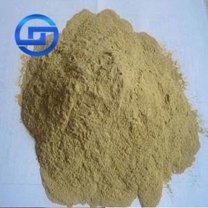 Concrete admixture powder Calcium Lignosulfonate with factory price Manufactures