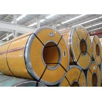 Quality 3mm Thickness 316L Stainless Steel Coil Flatten Processing With Mill Test Certificate for sale