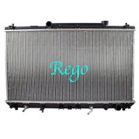 New Toyota CAMRY Automotive Engine Cooling Aftermarket Replacement Aluminum Radiator Manufactures