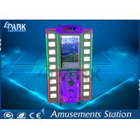 Indoor Crane Game Machine With Steady Performance OEM / ODM Acceptable Manufactures