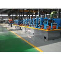 High - Frequency Tube Rolling Mill , Carbon Steel Pipe Milling Machine Manufactures