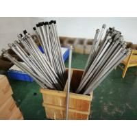 Magnesium / Zinc  / Aluminum hot water heater anode rod with welding plug Manufactures