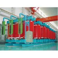 Big capacity epoxy resin casting dry-type power transformer Manufactures