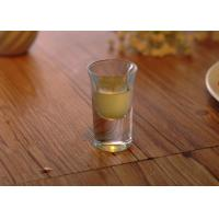 Thick Wall Tall Shot Glass Manufactures
