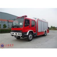 13KW Honda Generator Emergency Rescue Vehicle Maximum Permissible Load 16000kg Manufactures