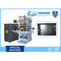 CE capacitor discharge welder , Projection Welding Machine For Steel Electric Box Manufactures