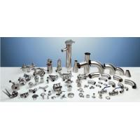 Mirror polished sanitary stainless steel pipe fitting Material SS304,SS316-Accesorios sanitarios Manufactures
