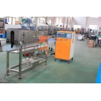 Semi-Automatic Sleeve Labeling Machine with Steam Generator Manufactures