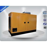 AC Industrial Container Generator Set Silent Rainproof 1500 R / Min Rotation Speed Manufactures