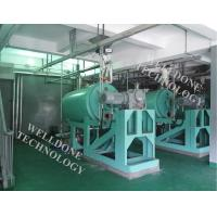 Mechanical / Packing Seal Vacuum Paddle Dryer High Drying Efficiency Manufactures