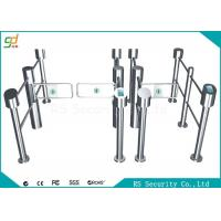 Security Flexible Supermarket Swing Gate Intelligent Automatic Turnstiles Manufactures