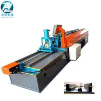 Drywall Light Steel Stud And Track Cold Roll Forming Machine with non stop cutting Manufactures