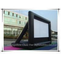 Hot Sale OEM Advertising Outdoor Backyard Inflatable Movie Screen(CY-M1673) Manufactures