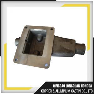 Material Optional Aluminum Die Casting Auto Parts / Die Casting Mould Manufactures