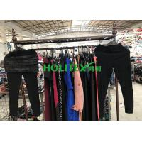 Comfortable Second Hand Womens Clothing South Korean Style Used Ladies Winter Stretch Pants Manufactures