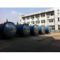 Automatic  Wood Autoclave Steam Equipment air For Industrial Manufactures
