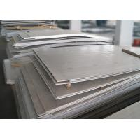 2mm Thick ASME SA-240 304 Stainless Steel Plate With 2B / BA / NO.1 Finish Manufactures