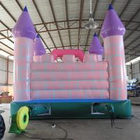 Quality Tarpauline Inflatable Toy For Kids / Inflatable Camelot Bounce House Mickey for sale