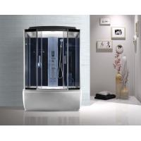 Convenient Comfort Rectangular Shower Unit Free Standing CE SGS Certification Manufactures