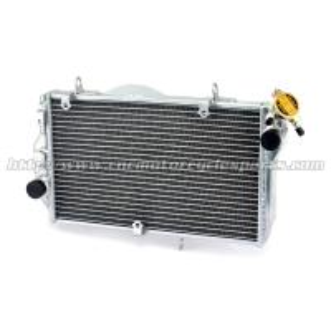Light Weight Aluminum Motorcycle Radiators For HONDA CBR1000XX Blackbird Manufactures