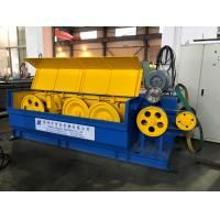 13DLA Aluminium Wire Drawing Machine , Al Wire Drawing Equipment With Continuous Annealing Manufactures