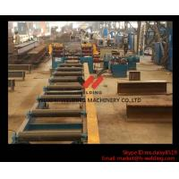 Steel Straightener H Beam Straightening Machine for Flange , Adjustable and High Precision Manufactures