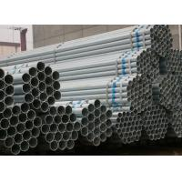 Round, Square, Rectangle Galvanized or Coated with Oil Welded Steel Pipe / Pipes Manufactures